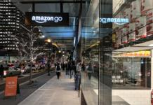 AmazonGo, London West End