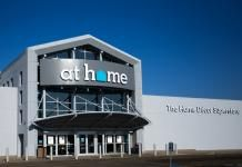 At Home store expansion on track