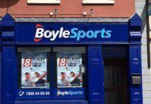 Boylesports to enter UK retail betting market in 2019