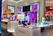 Amorepacific opens first Laneige Philippines store.