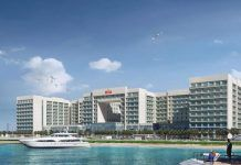 Nakheel's AED670-mn JV resort taking shape at Deira Islands