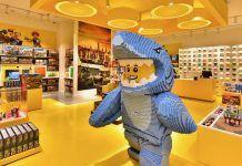 Lego, Thailand