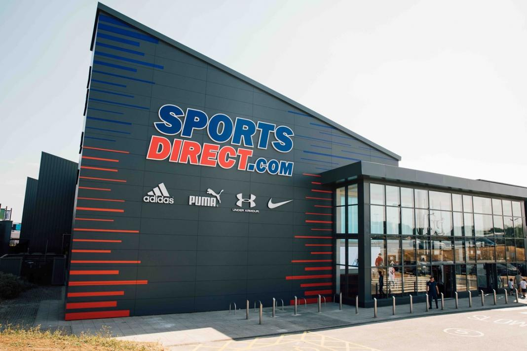 c3bcc620f831 Sports Direct to launch new Belfast store at Connswater Retail Complex