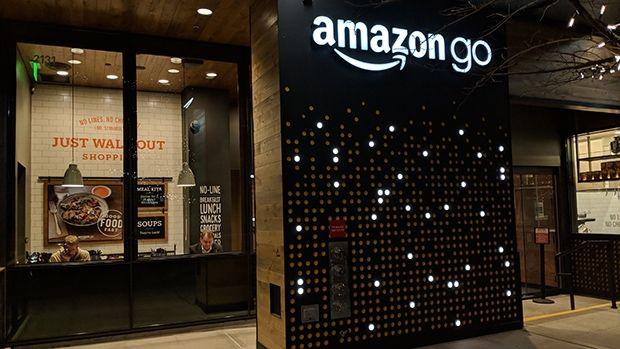 Amazon Go business worth $4 billion by 2021