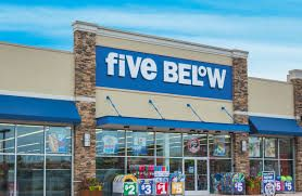 Five Below to open first location in Gaston County