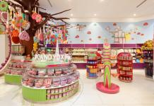 H2R Design's latest projects are sweet and colourful!