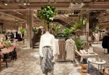H&M continues to test new retail concepts