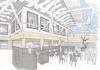 Artist's impression of Swan Walk redevelopment SUS-171026-094027001