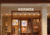 Hermes new Chadstone store in Melbourne. Marcel Aucar