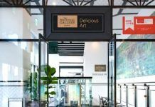The National Gallery Company has launched its first overseas cafe in Seoul...