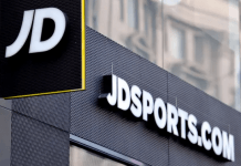 JD Sports said total sales rose 15% in the 48 weeks to 5 January. Photograph: Nick Ansell/PA.