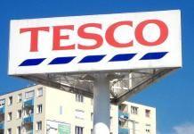 Tesco Asia sales slip further, but profit up