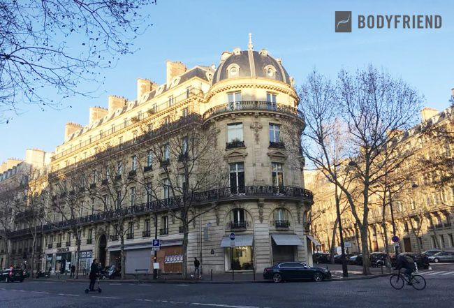 5ef4cf59a8 Bodyfriend to open flagship store in Paris