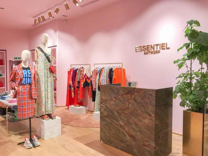 3fae4bd1364dd Essentiel Antwerp opens in London — Retail & Leisure International