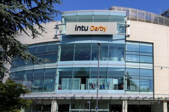 Intu sells 50% stake in Derby Shopping Centre