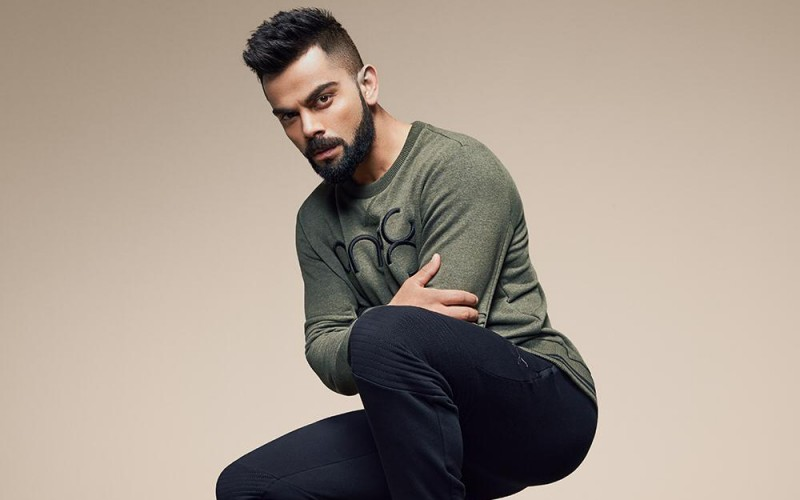 Virat Kohli Launches One8 In Dubai Rli