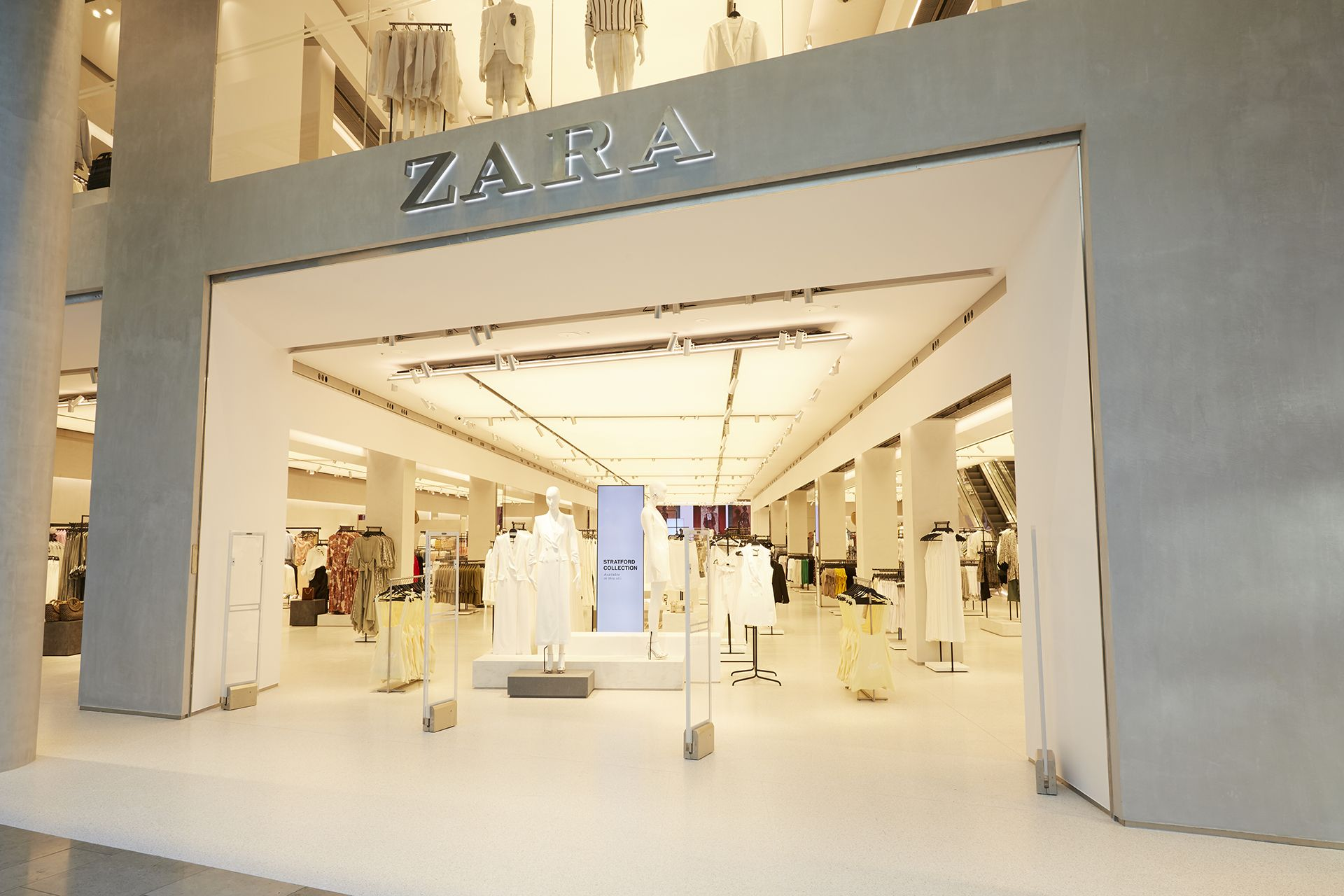 Zara In Defense Mode After Ifc Mall Store Closure Retail Leisure International