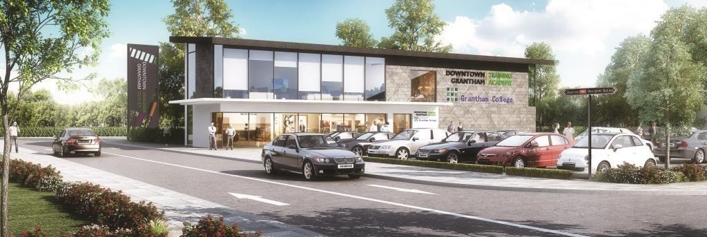 Downtown Grantham Designer Outlet 3