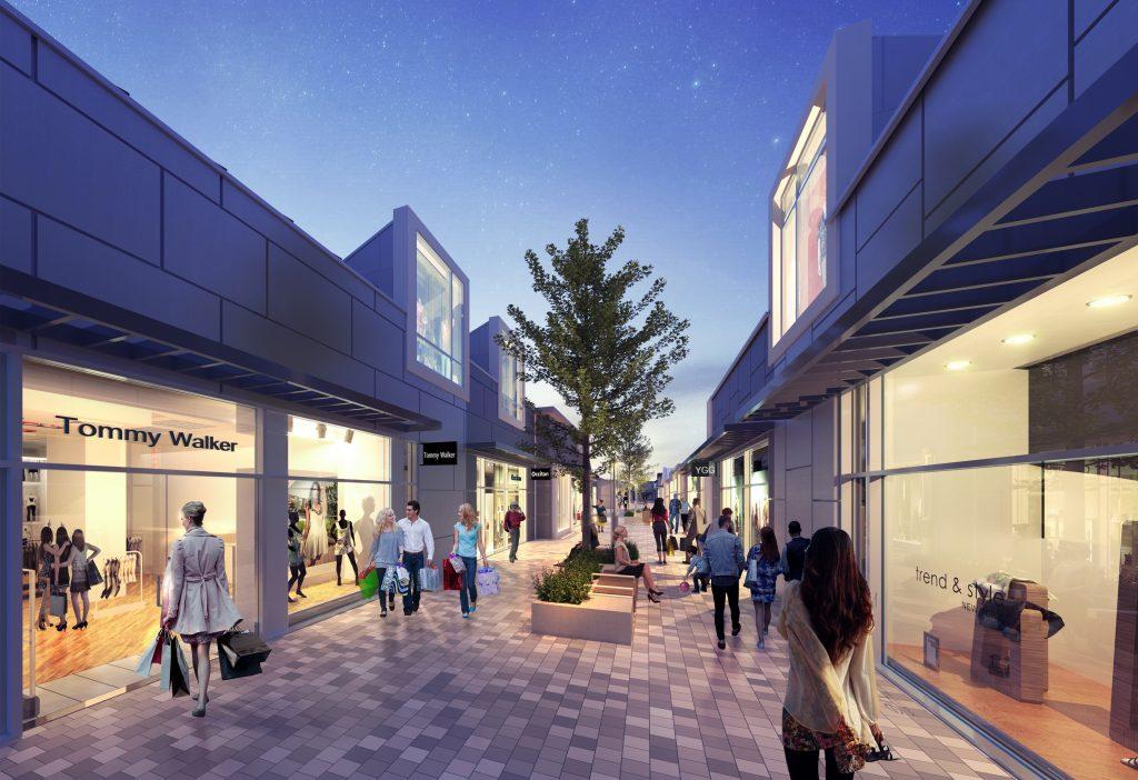 Downtown Grantham Designer Outlet 1