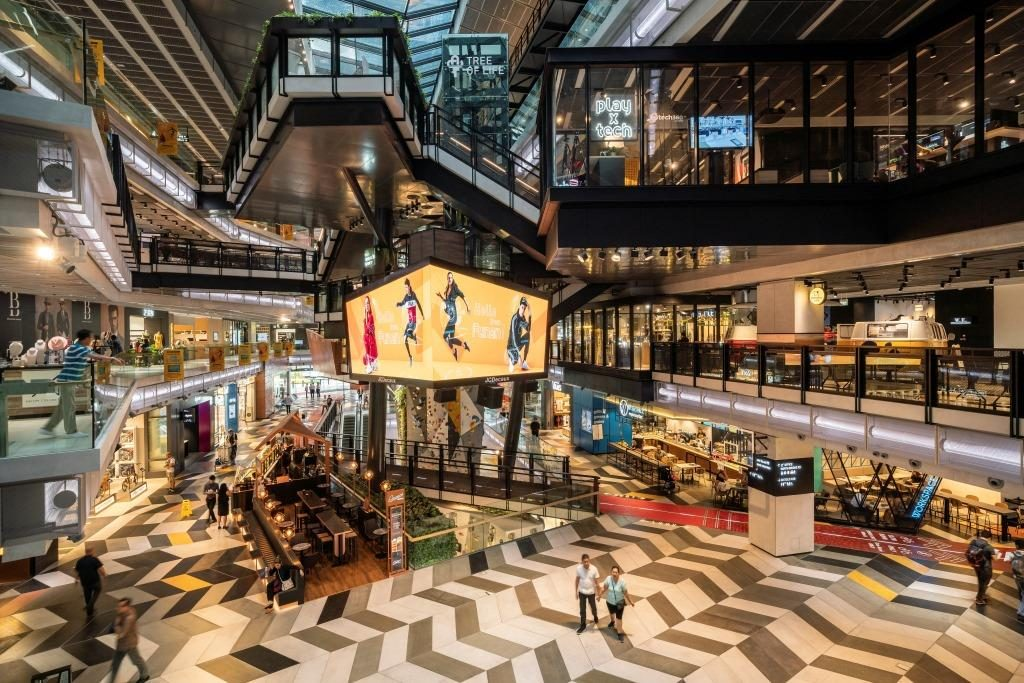 Funan is embedded with a great ambition to redefine new mixed-use and build communities. 4