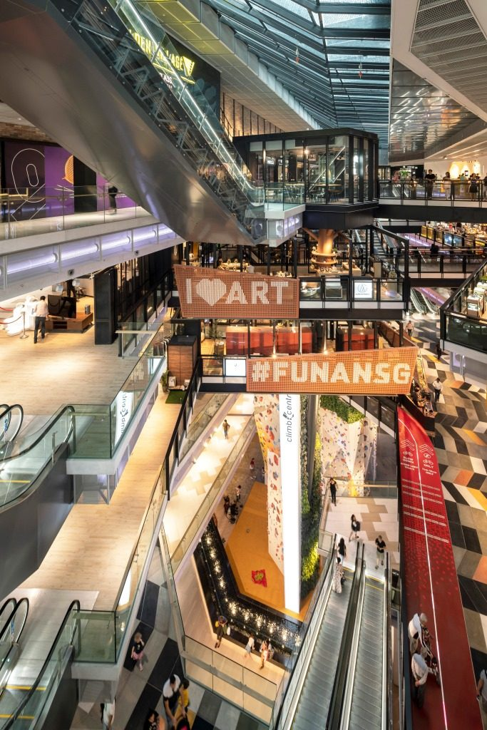 Funan is embedded with a great ambition to redefine new mixed-use and build communities. 5