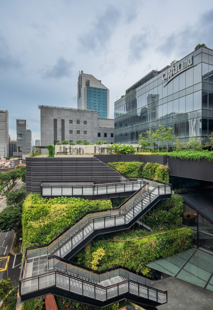 Funan is embedded with a great ambition to redefine new mixed-use and build communities. 7