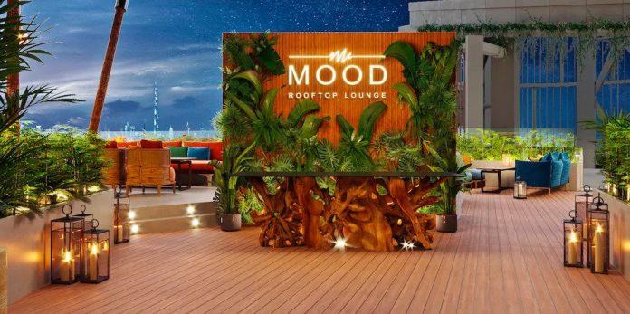 Mood Rooftop Lounge, Dubai