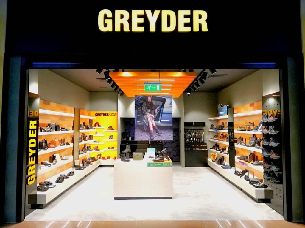 Greyder Grand Opening Almaty / Kazakhstan ADK Mall