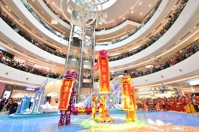Raffles-City-Mall-Chongqing