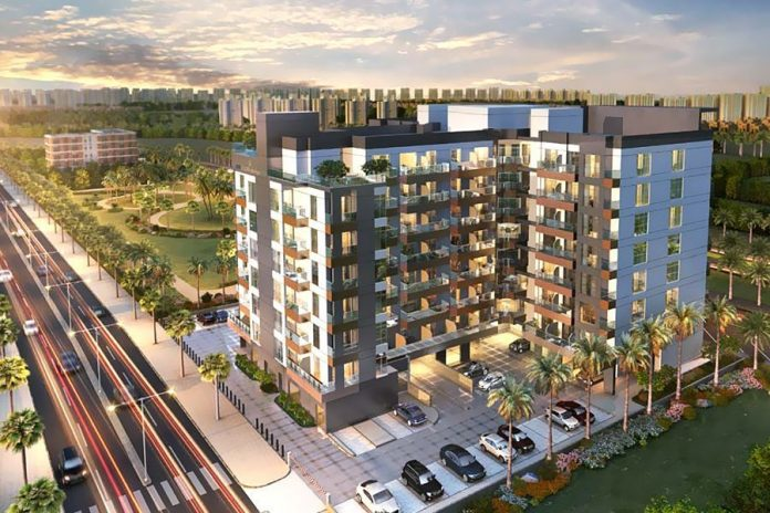 Berton features 245 units, comprising 190 studios as well as 41 one- and 14 two-bedroom apartments.