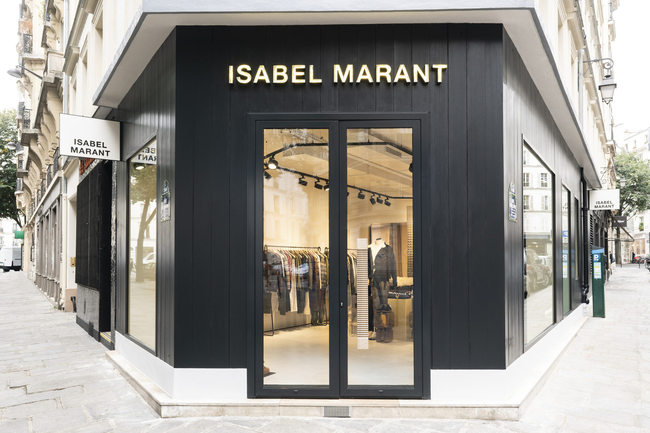 Isabel Marant Has Selected Paris For First Menswear Boutique