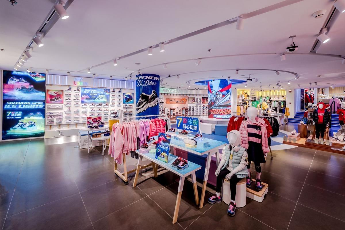 newest style of coupon codes wide varieties Skechers Kids opens at Shanghai Disney Resort - Retail ...