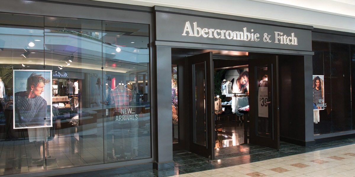 Abercrombie & Fitch have opened a new store in Westfield ...