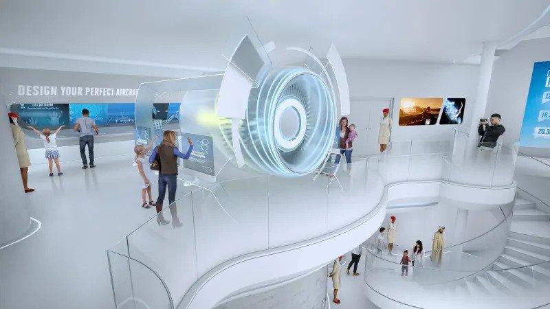 Emirates' Expo 2020 pavilion design has been unveiled - Retail & Leisure International