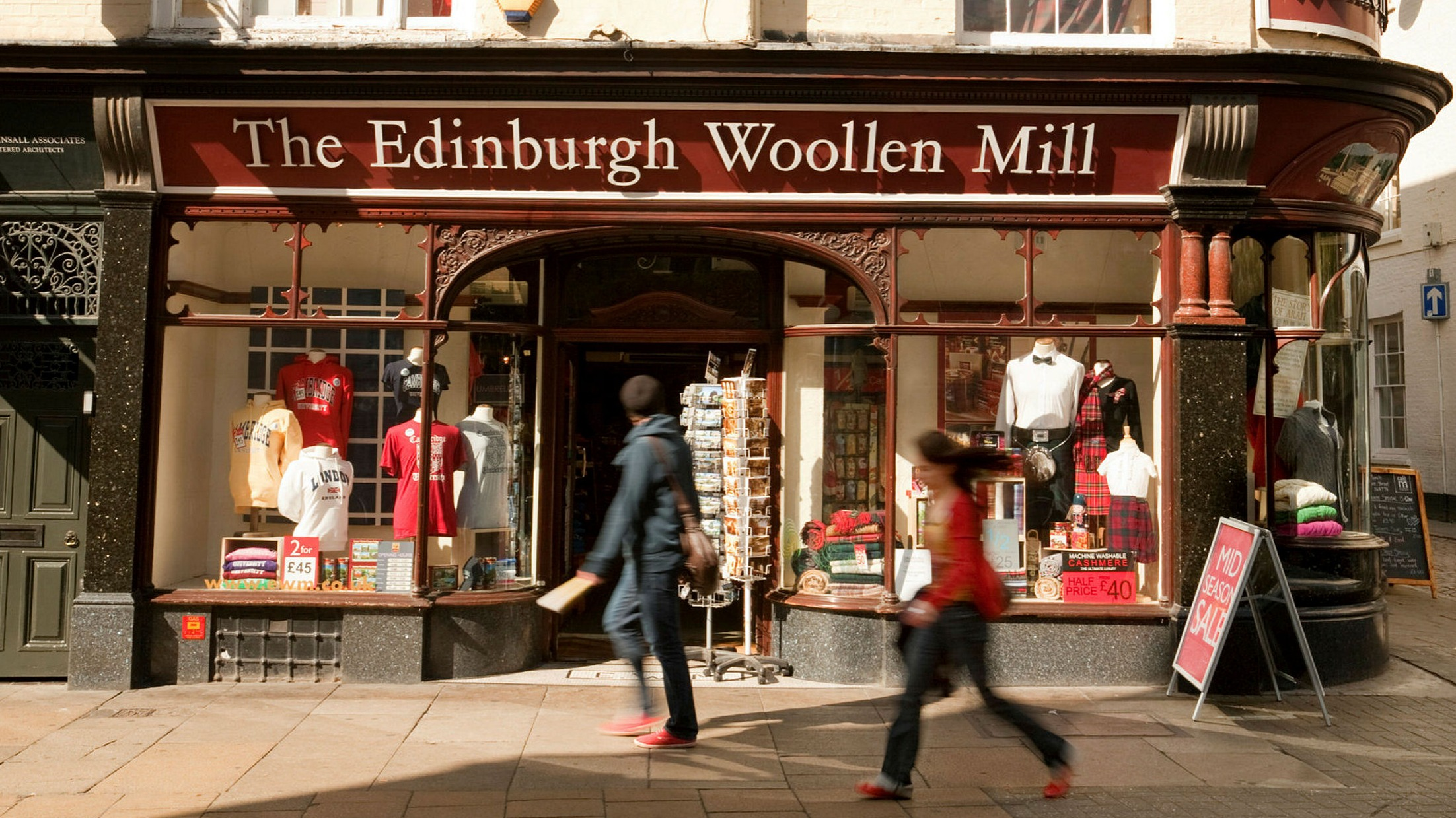 Edinburgh Woolen Mill To Make Job Cuts Retail Leisure International